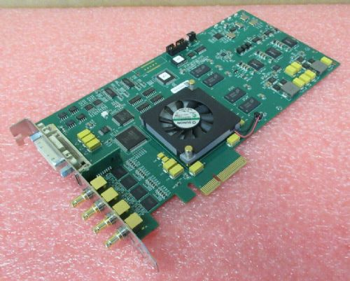 AJA KONA 3G-R0 4K/UltraHD HDMI DVI PCI-E 4x BNC Video Capture Card FH Bracket